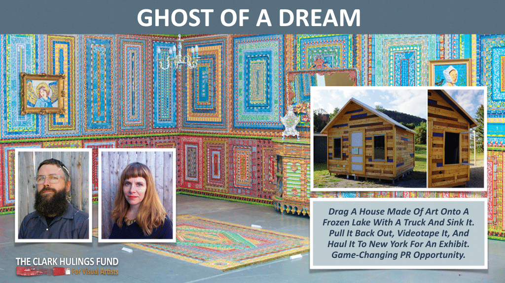 Ghost of a Dream - 2015 Grant Recipient