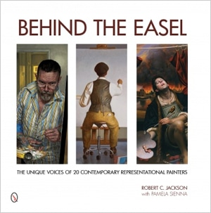 Behind the Easel book cover