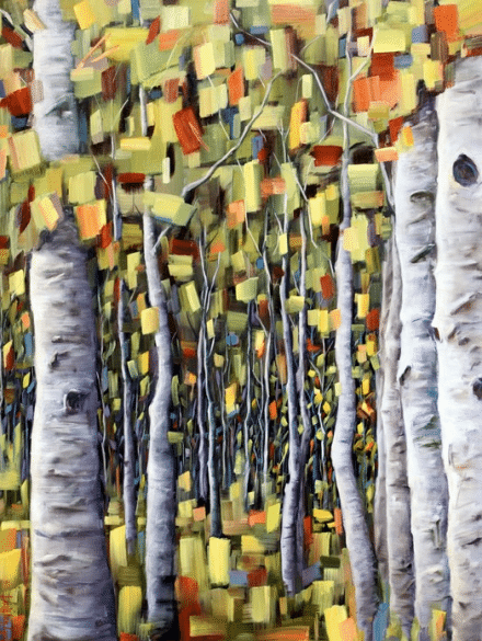 Forest Reverie by Holly Van Hart