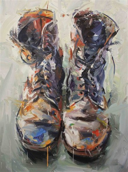 Boots by Paul Wright