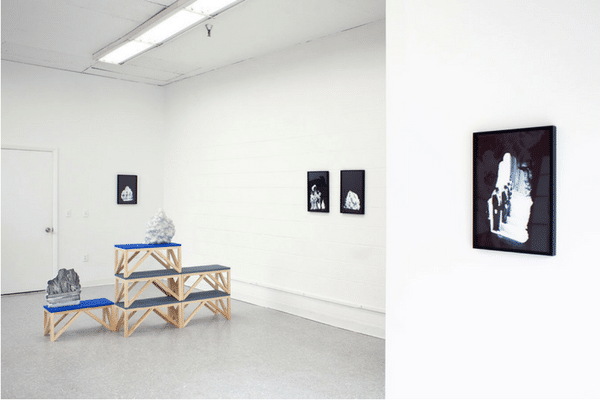 Pieces from Pictures show by Elizabeth Corkery