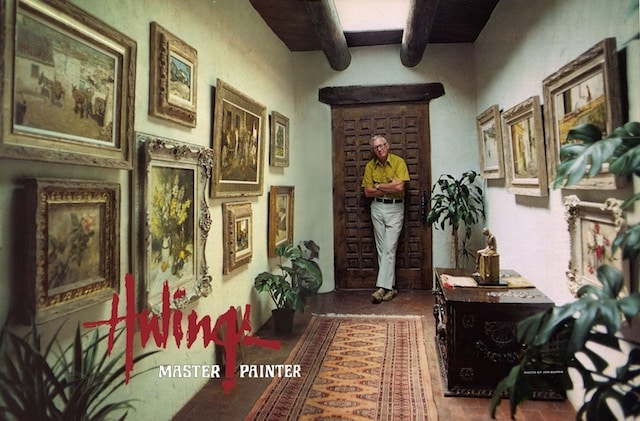 Clark Hulings - Master Painter