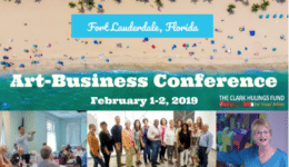 CHF Announces Its Art-Business Conference in Fort Lauderdale