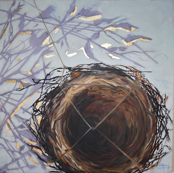 Andie Freeman Nest and Muted Shadows