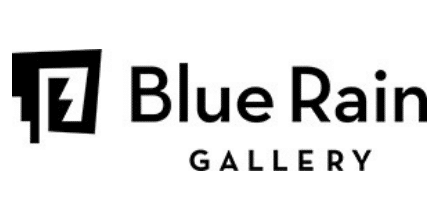 Blue Rain Gallery logo