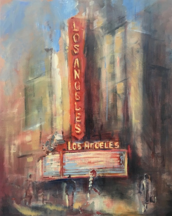 Los Angeles Theatre - Gregg Chadwick