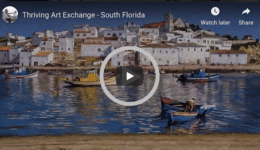 CHF Presents A Thriving Art Exchange Virtual Town Hall