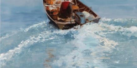 Heading Out by Donna Lee Nyzio