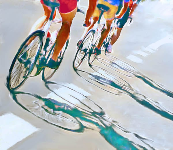 Triathlon by Steven Lester