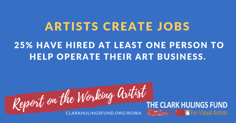 Artists Create Jobs ROWA