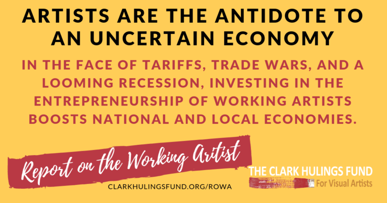 Artists and Economy