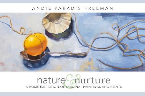Nature & Nurture by Andie Freeman