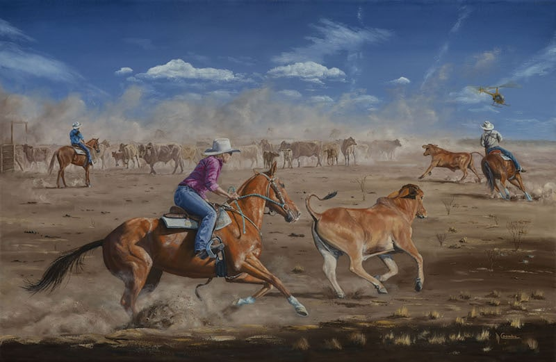 Trouble at the Yards by Mark Coombe