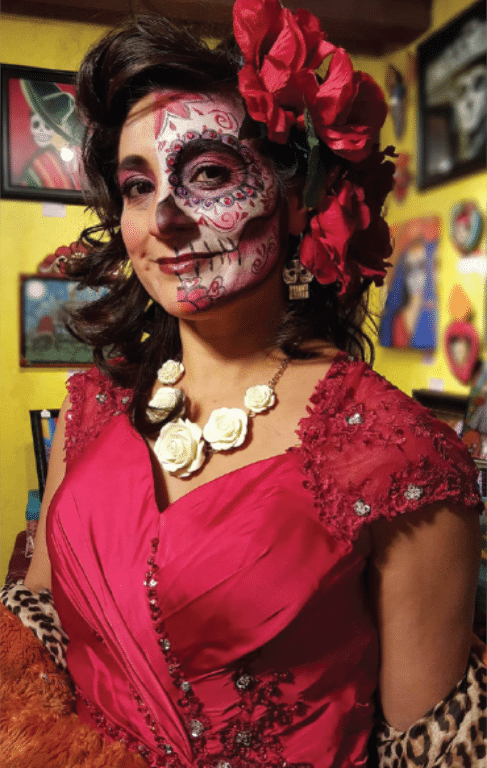 Sugar Skull Decoration Demo