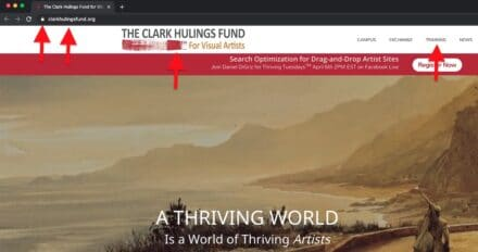 ClarkHulingsFund Site Image