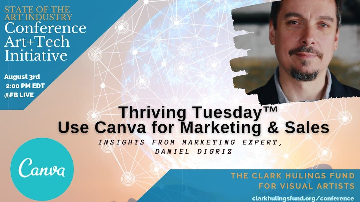 Use Canva for Marketing & Sales