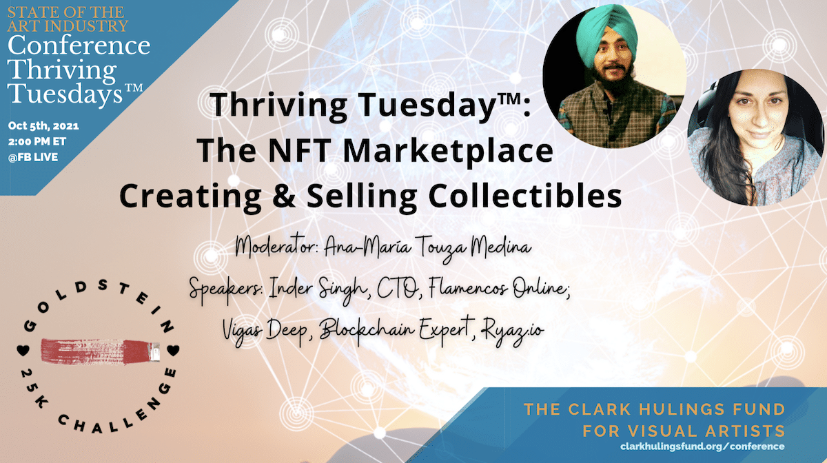 Thriving Tuesday - The NFT Marketplace