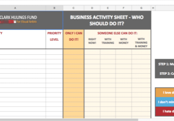 Business Tool screenshot