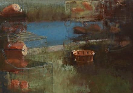 Crab Pots by Donna Lee Nyzio