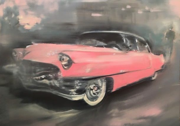 Gregg Chadwick - Pink Cadillac (Elvis at Graceland)