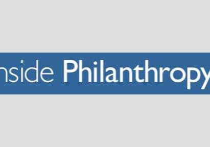 Inside Philanthropy featured