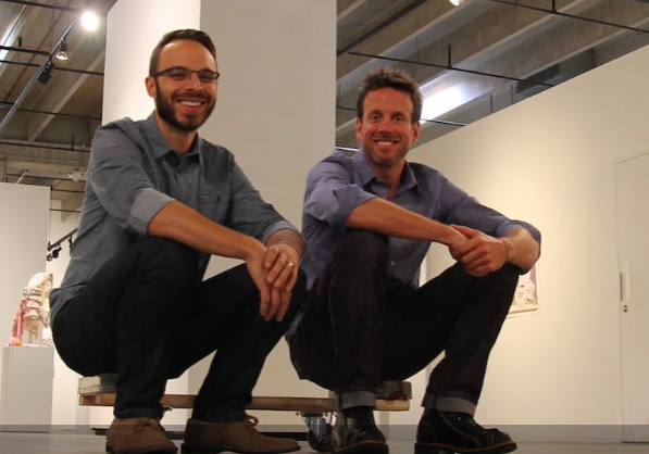 Justin and John of Artwork Archive