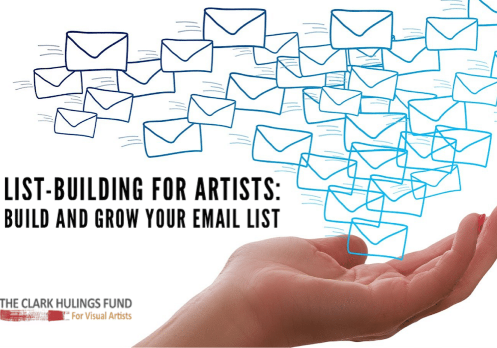 Build & Grow Your Email List on Thriving Tuesdays™