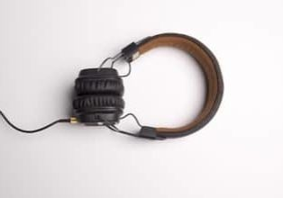headphones Listen to The Thriving Artist Podcast