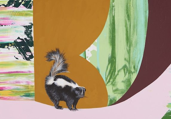 Skunk by Kara Maria