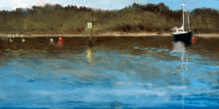 Taylor's Creek by Donna Lee Nyzio