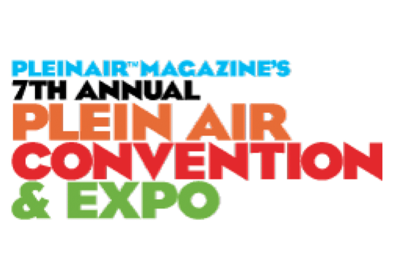 Plein Air convention logo