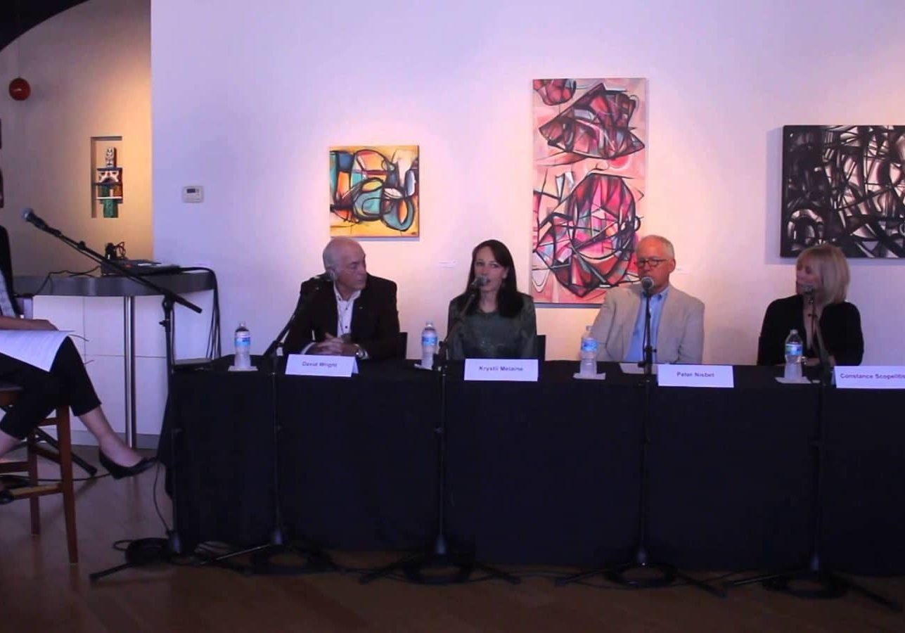 Opportunities that Build Relationships with Art Professionals