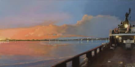Good Morning On the Water by Donna Lee Nyzio